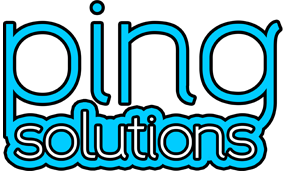 Ping Solutions Logo